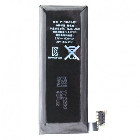 Аккумуляторная батарея для iPhone 4G P11G97-02-S01 1420 mAh