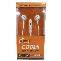 Наушники Camudy CD-E213 COOLA White (Белый)