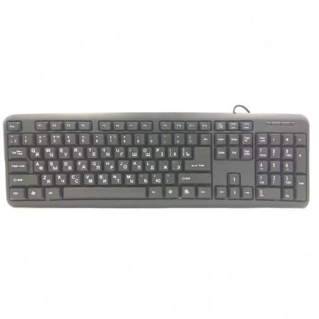 Клавиатура проводная NewRixing X1 Black (Черный)