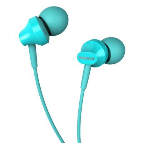 Наушники Remax 501 Turquoise (Бирюзовый)
